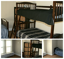 New Street Bedroom